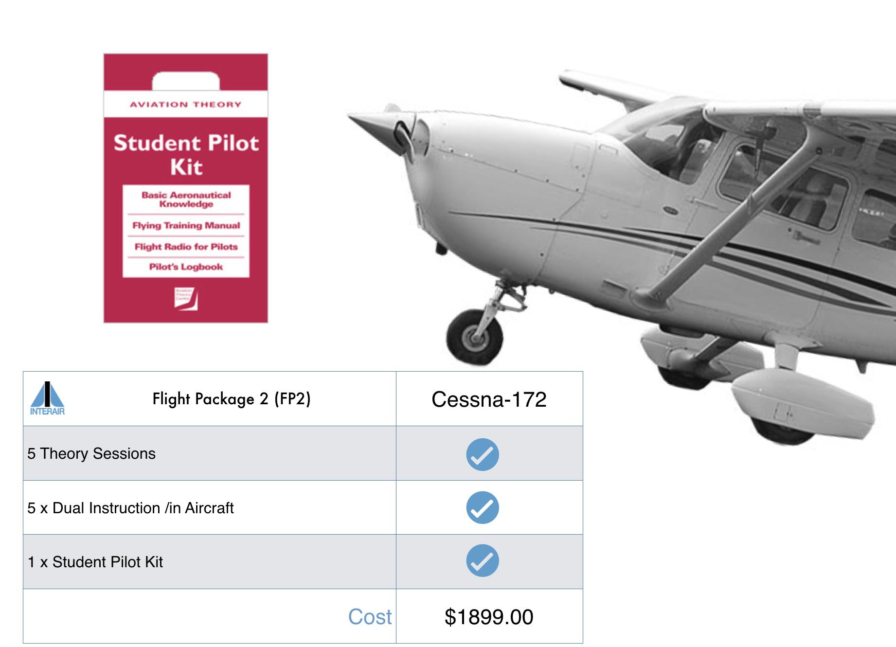 Air Cadet Flight Training Package