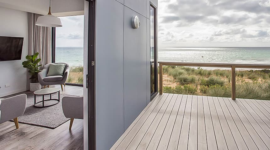 accommodation Barnbougle