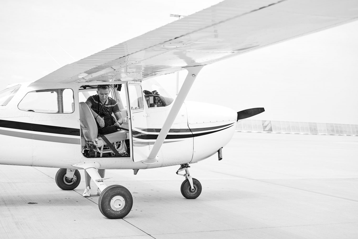 Recreational Pilot Licence student