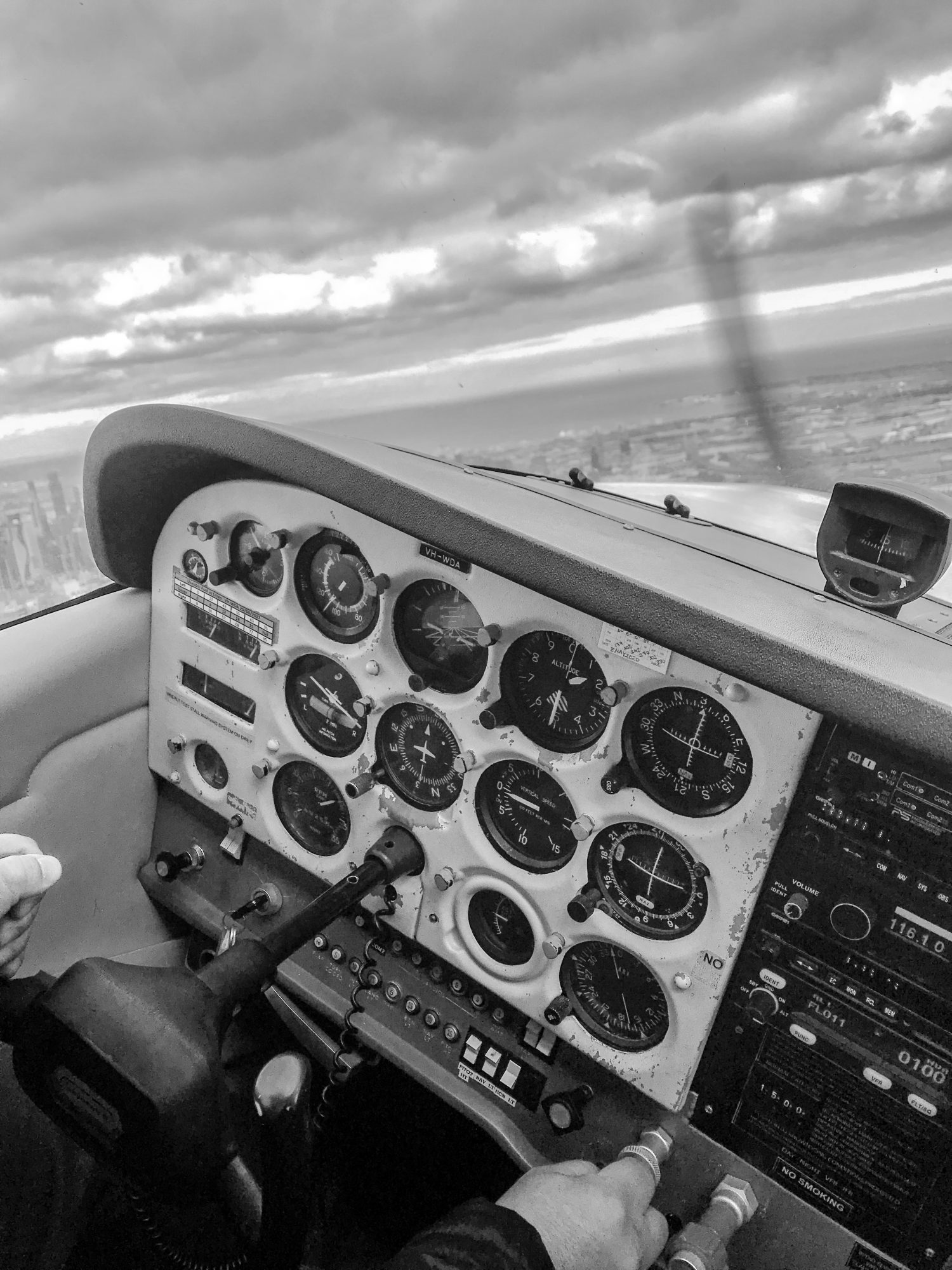 commercial pilot licence