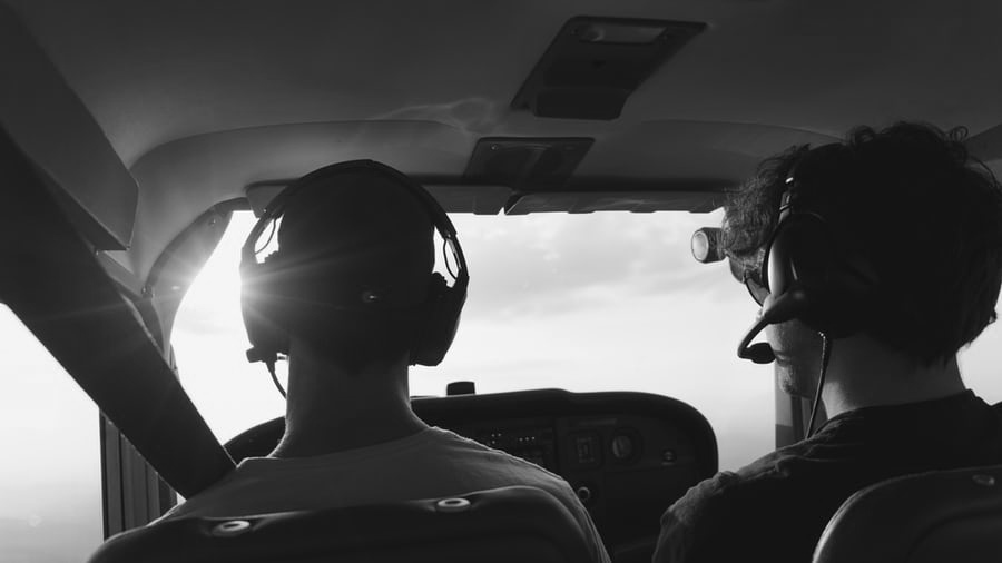Private Pilots flying